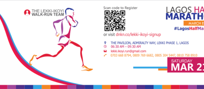 Lagos Half Marathon - March Edition