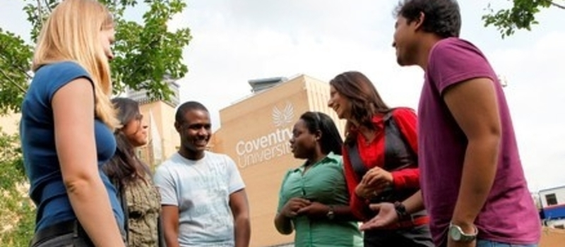 COVENTRY UNIVERSITY TO VISIT OUR LAGOS OFFICE