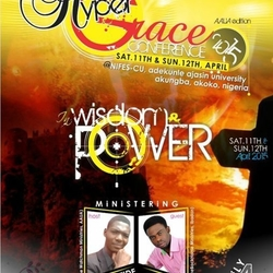 THE HYPER GRACE CONFERENCE< AAUA EDITION