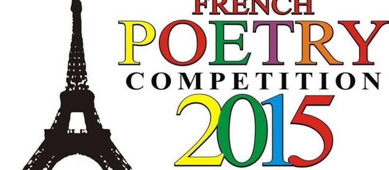 French Poetry Competition 2015 - Win great prices !