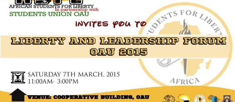 ASFL Liberty & Leadership Forum OAU