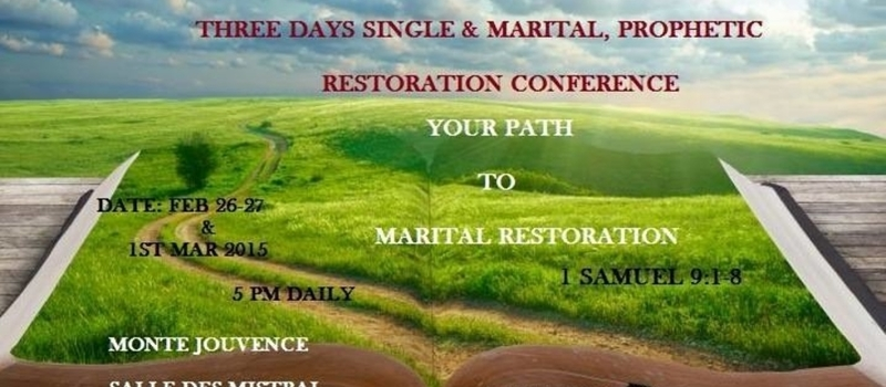 SINGLE & MARRIED CONFERENCE