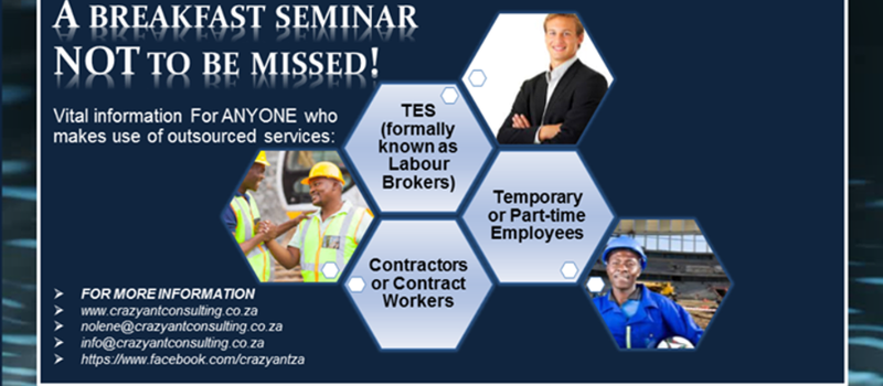Breakfast Seminar - The Future of TES in South Africa