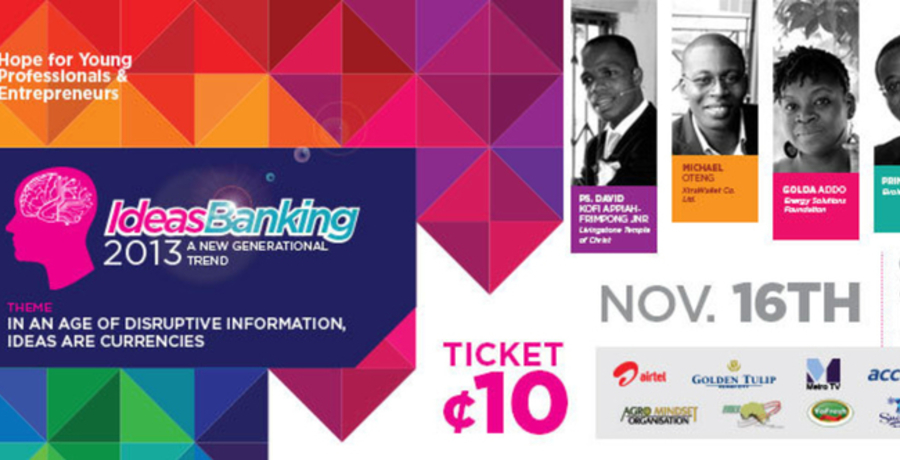 Ideas Banking 2013