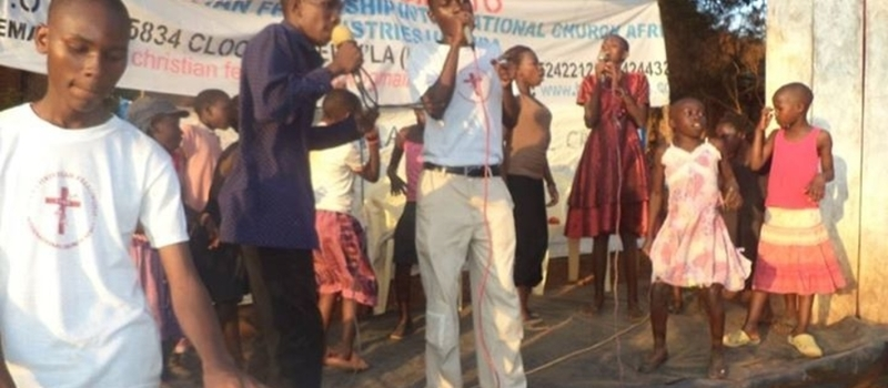 Operation The Gospel must be Preached-Mutungo Crusade !!