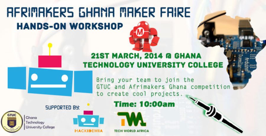 AfriMakers Ghana Makers Faire
