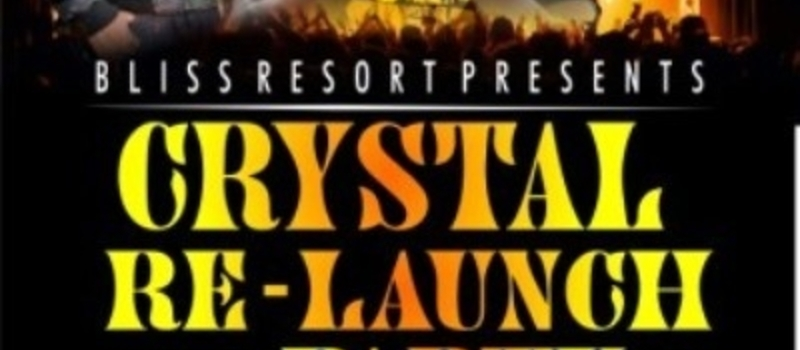 CRYSTAL RE LAUNCH PARTY