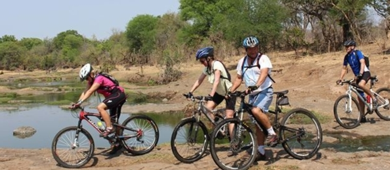 Zambezi Cycle Challenge 2015