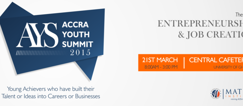Accra Youth Summit 2015