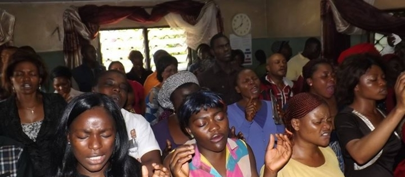 TESSY NWOSU MINISTRIES HOLY GHOST NIGHT IN MENZA--BAMENDA, CAMEROON