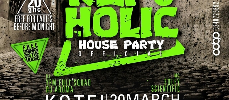 Repuholic House Party