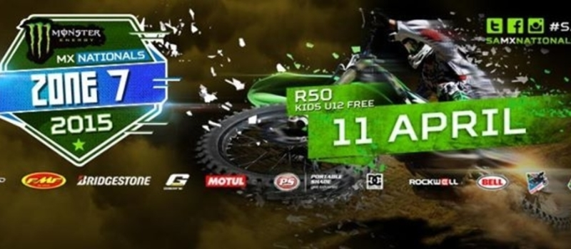 Monster Energy South African National MX Championship