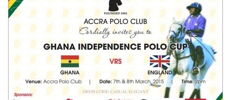 Ghana vs. England Polo Tournament