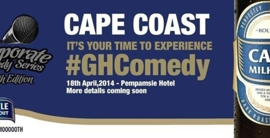 Corporate Comedy Series - Cape Coast