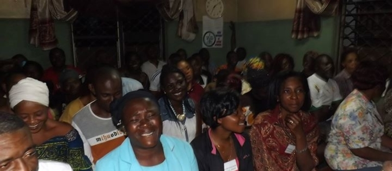 TESSY NWOSU MINISTRIES WEEKLY TUESDAY COUNSELING IN MENZA, BAMENDA, CAMEROON