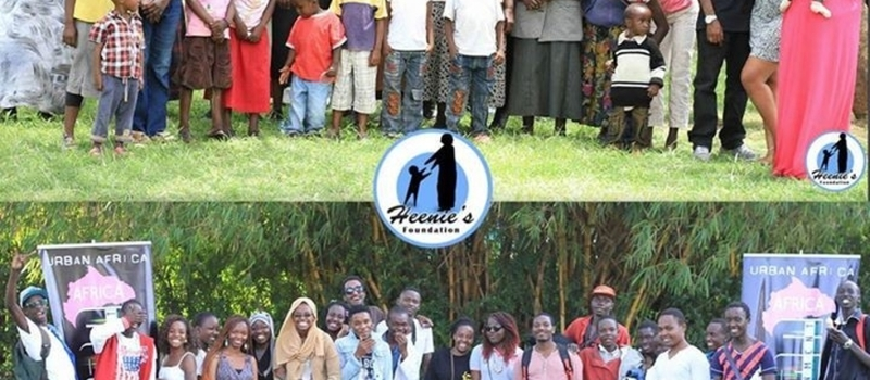 Heenie's Foundation(Helping The Street Women And Children Of Nairobi)