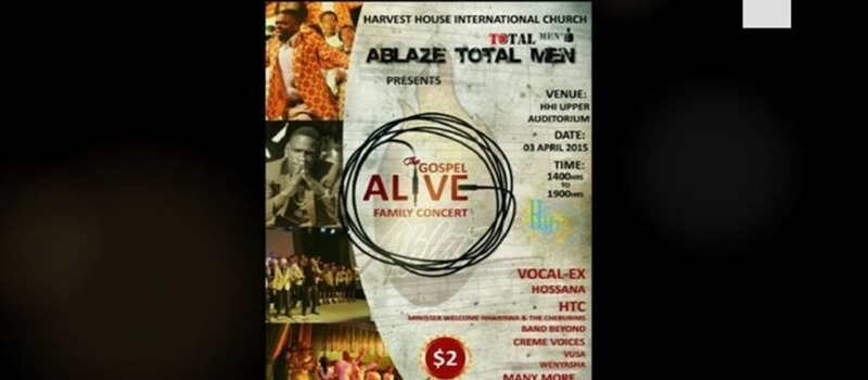 The Gospel Alive Family Concert