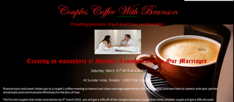 COUPLES COFFEE
