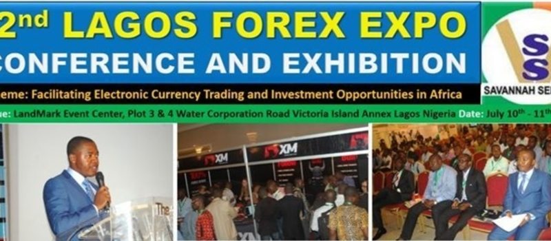 2nd Lagos Forex Expo, Conference and Exhibition 2015