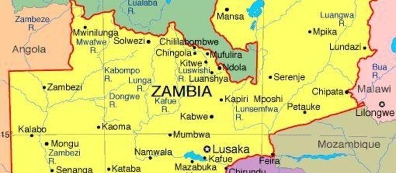 Trip to Zambia Africa