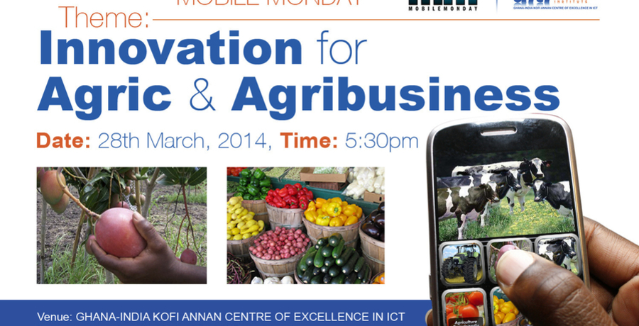 Mobile Monday - Innovations for Agric & Agribiz