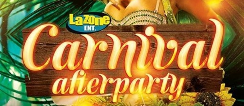 Cape Town's Carnival After Party Sat14Mach @Casa Blanca!
