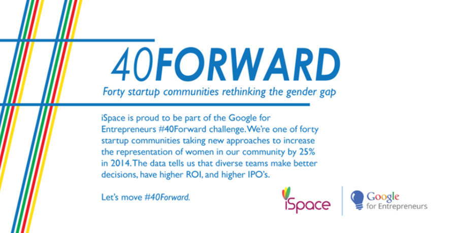 40FORWARD - (Google for Entrepreneurs)