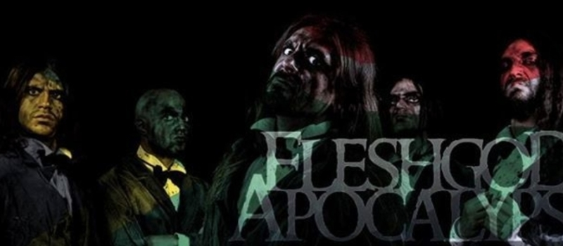 Fleshgod Apocalypse Live In South Africa 2015