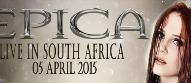 Epica Live In South Africa 2015