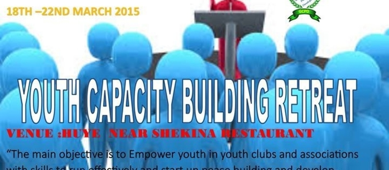 THE 3RD CAPACITY BUILDING RETREAT