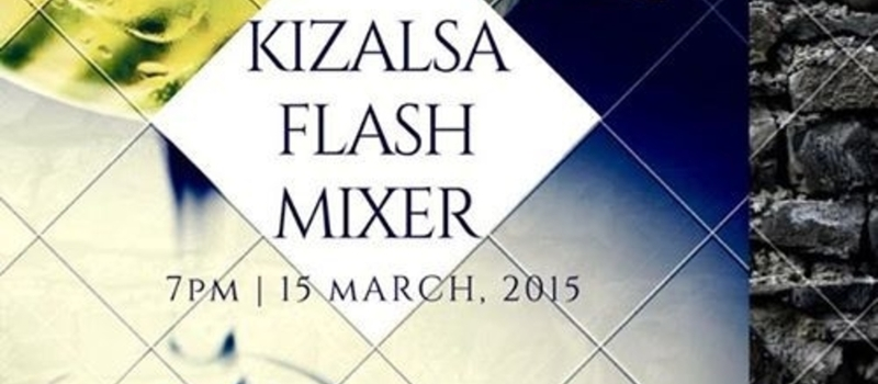 Kizalsa Flash Mixer