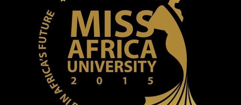 Miss Africa University 2015 Pageant