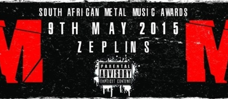 SOUTH AFRICAN METAL MUSIC AWARDS 2015