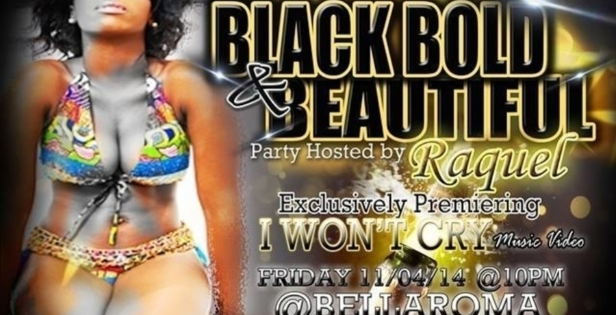 Black Bold & Beautiful Party - (Hosted by Raquel)