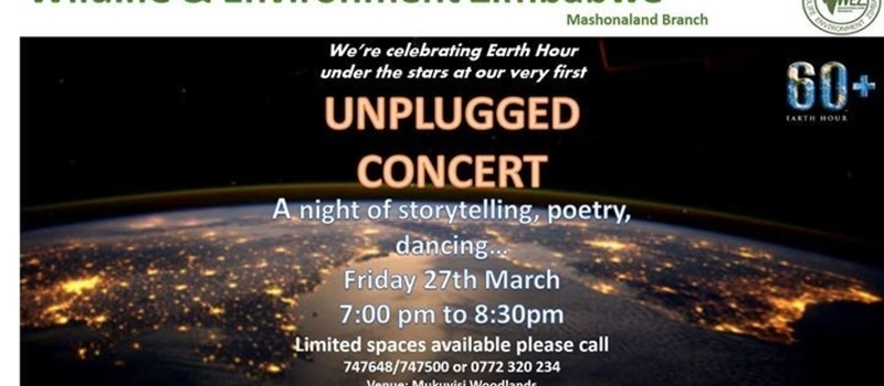 UNPLUGGED OPEN MIC CONCERT - EARTH HOUR