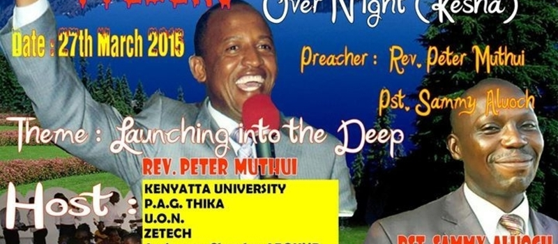 New Life Church Kenya Lucky Summer Estate Over Night (Kesha)