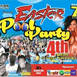 EASTER POOL PARTY