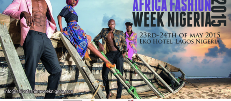 African Fashion Week 2015 (23 May 2015 - 24 May 2015)