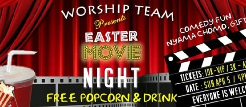 Easter Movie Night