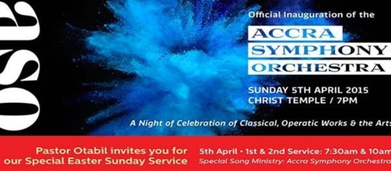 ACCRA SYMPHON ORCHESTRA GHANA