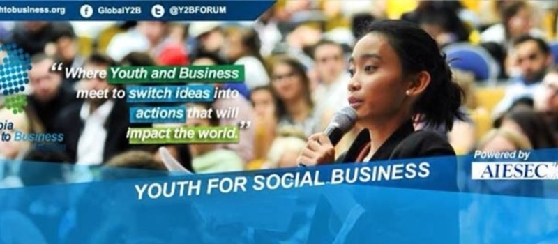 Ethiopia Youth To Business Forum (Y2B)