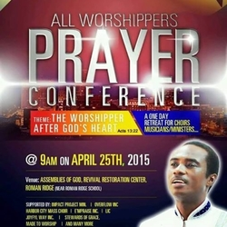 All Worshippers Prayer Conference