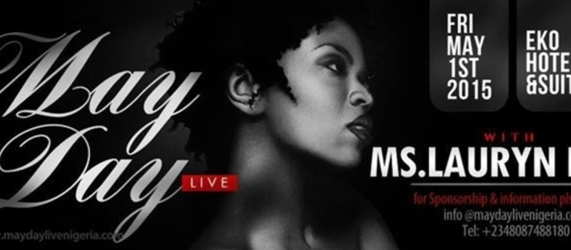 MAYDAY LIVE (Ms LAURYN HILL LIVE IN CONCERT)