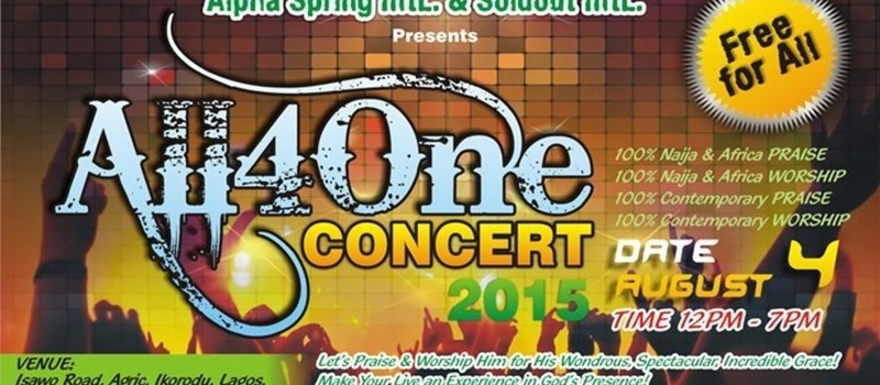 All4one Concert 2015