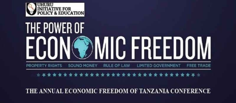 THE 2015 ECONOMIC FREEDOM OF TANZANIA CONFERENCE