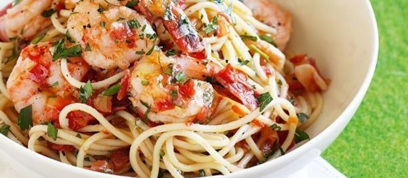 Prawns N' Pasta Night