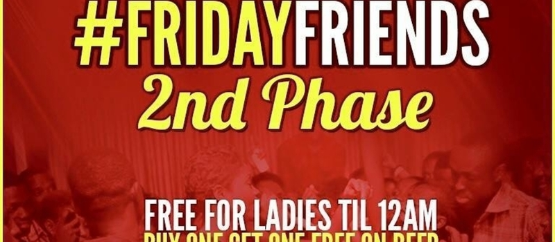 #FridayFriends 2nd Phase