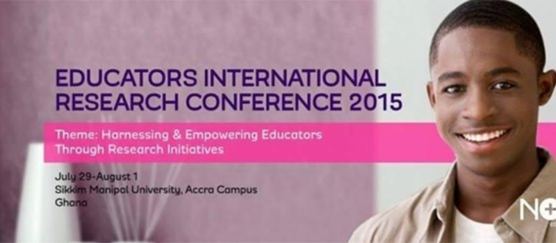 Educators International Research Conference