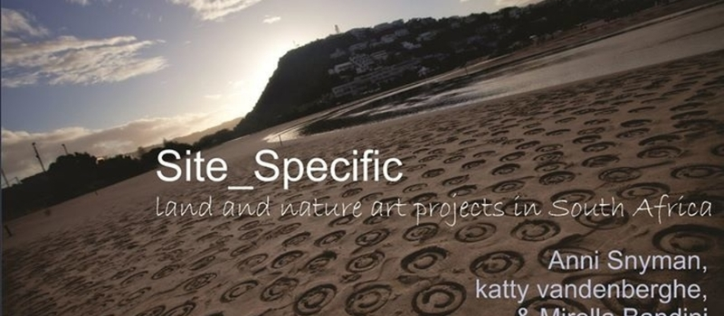 Open Lecture 05 - Site_Specific: land and nature art projects in South Africa