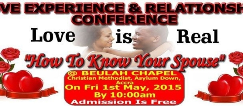 LOVE EXPERIENCE & RELATIONSHIP CONFERENCE